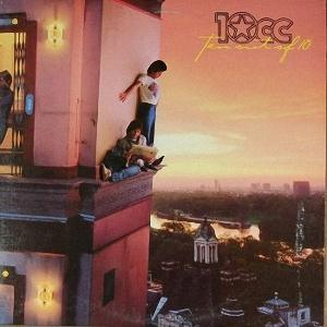 10cc - 10 Out Of 10 CD (album) cover
