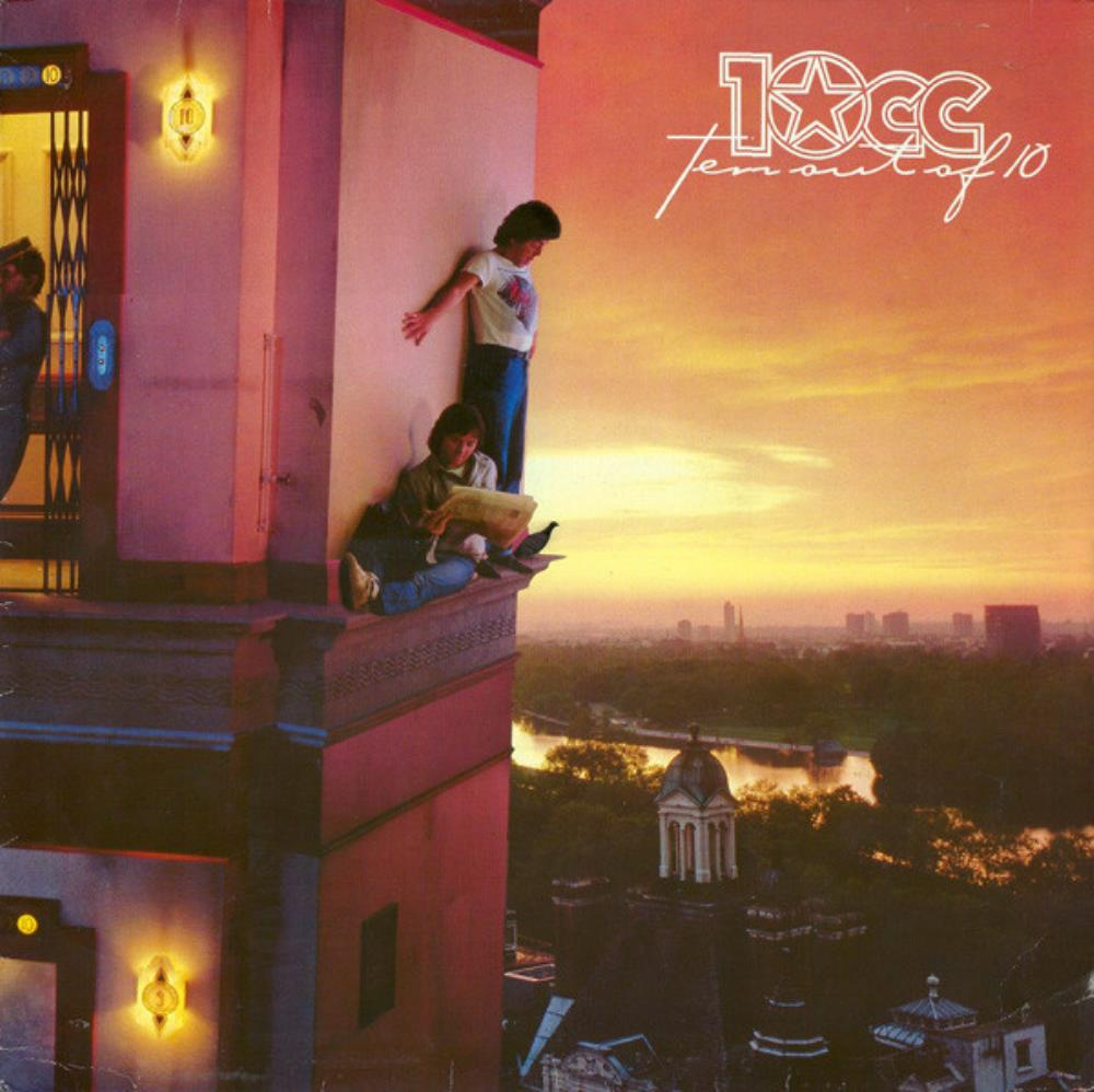 10 Out Of 10 by 10CC album cover
