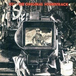 10cc - The Original Soundtrack CD (album) cover