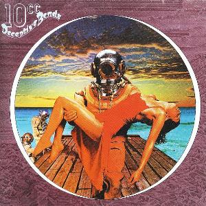 10cc - Deceptive Bends CD (album) cover