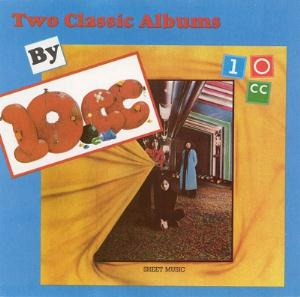 10cc Two Classic Albums by 10cc album cover
