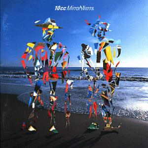 10cc Mirror Mirror album cover