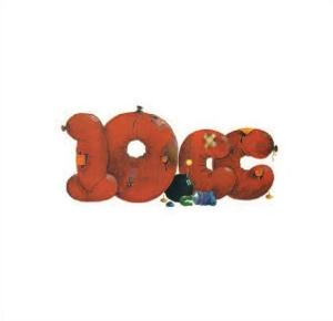 10cc - 10cc CD (album) cover