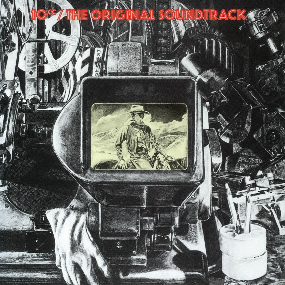 The Original Soundtrack by 10CC album cover