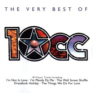10cc - The Very Best of 10cc CD (album) cover