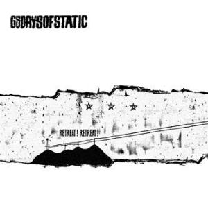 65DaysOfStatic Retreat! Retreat! album cover