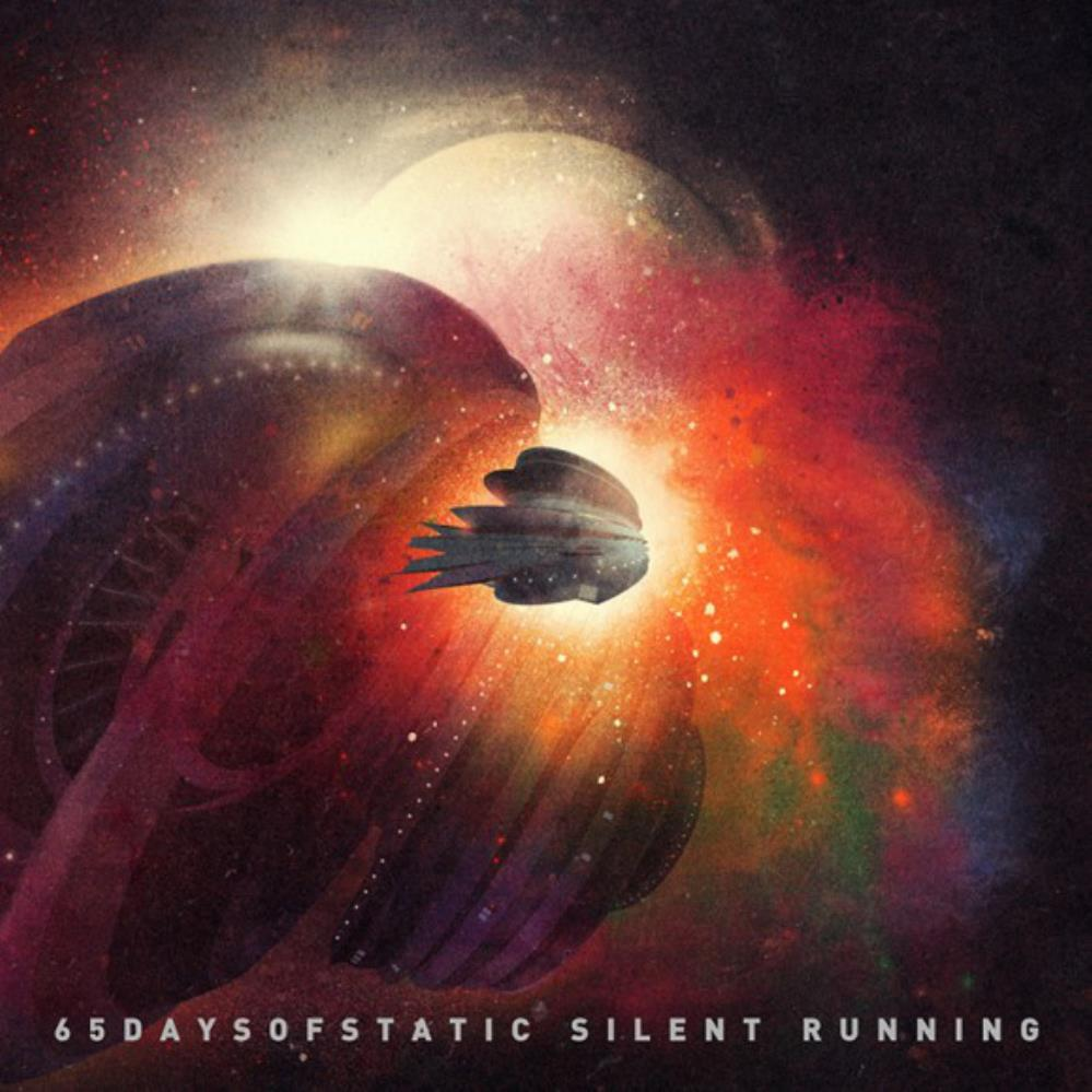 65DaysOfStatic Silent Running album cover