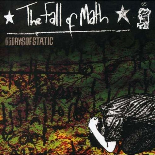 65DaysOfStatic - The Fall Of Math CD (album) cover