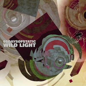 65DaysOfStatic Wild Light album cover