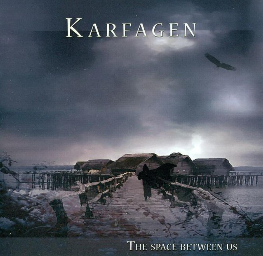 Karfagen - The Space Between Us CD (album) cover