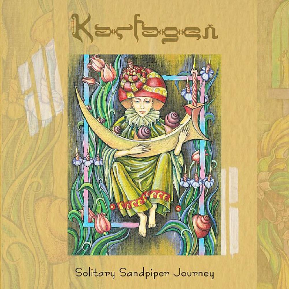 Solitary Sandpiper Journey by KARFAGEN album cover