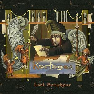 Karfagen Lost Symphony album cover
