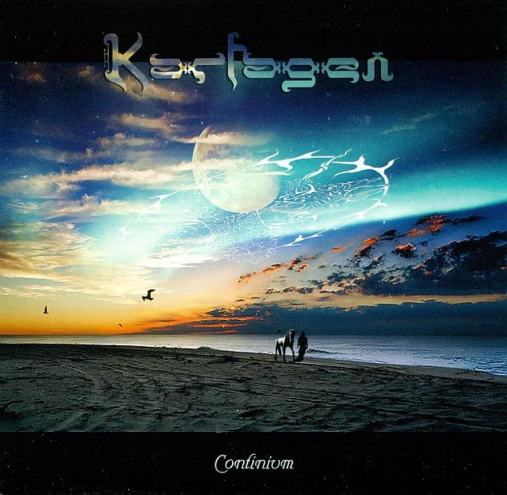 Karfagen - Continium CD (album) cover