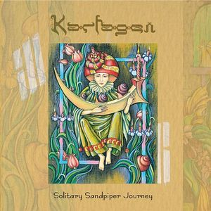 Karfagen - Solitary Sandpiper Journey CD (album) cover