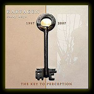 The Key to Perception by KARFAGEN album cover