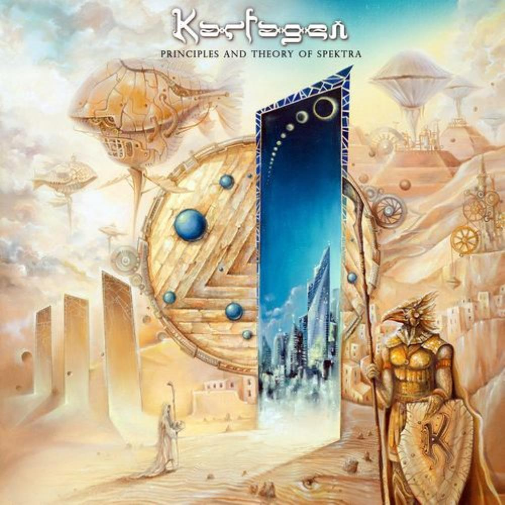 Principles and Theory of Spektra by KARFAGEN album cover