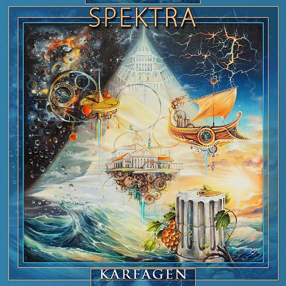 Spektra by KARFAGEN album cover