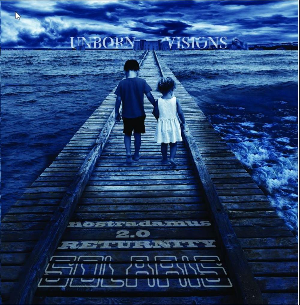 Nostradamus 2.0 - Returnity by SOLARIS album cover