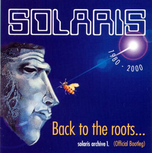 Solaris Back to the Roots (Official bootleg) album cover