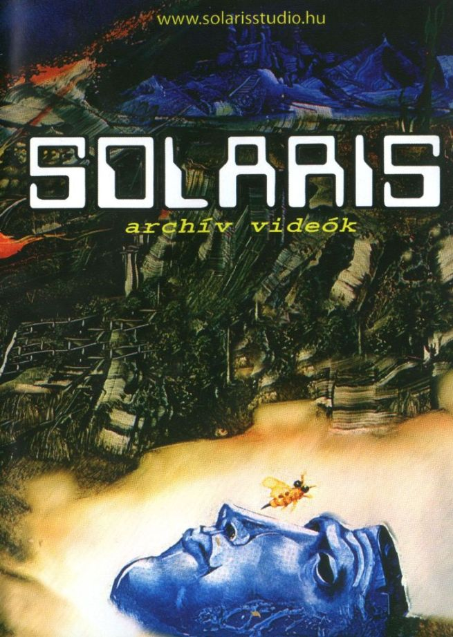 Solaris Archive Videos album cover