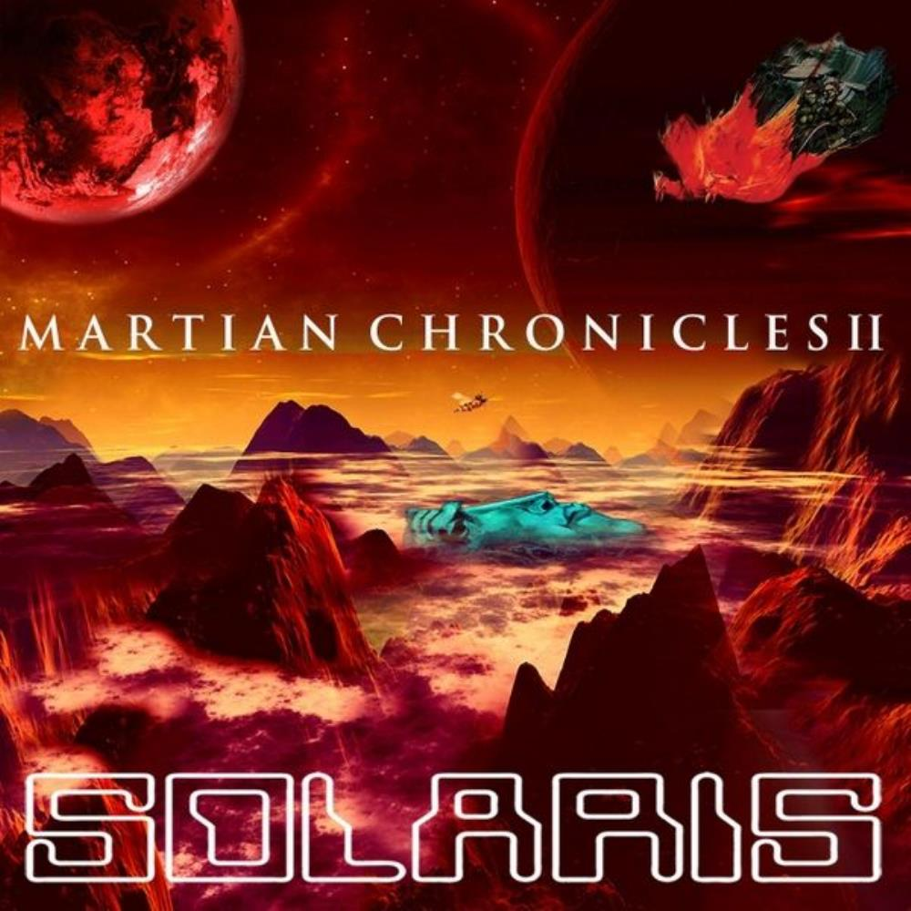 Martian Chronicles II by SOLARIS album cover
