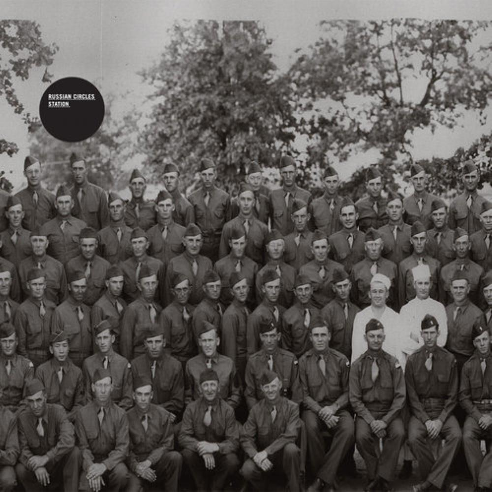 Station by RUSSIAN CIRCLES album cover