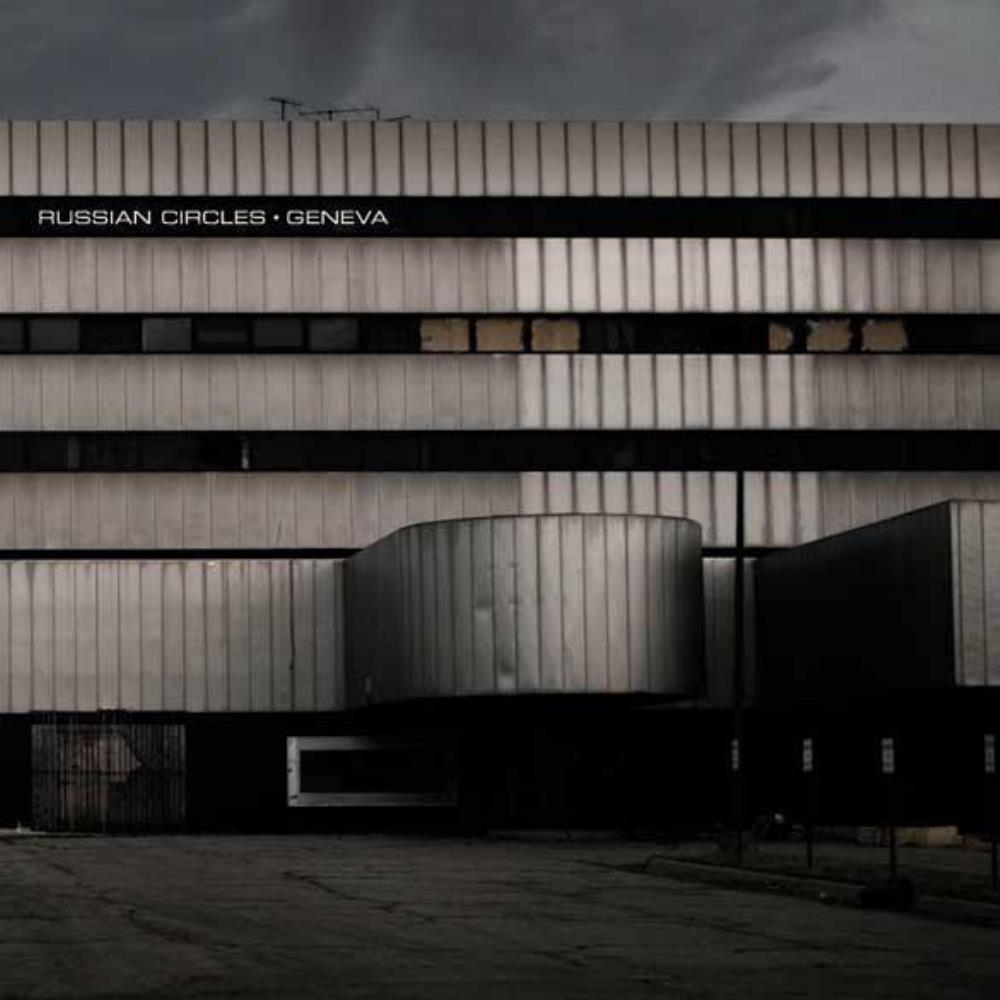 Geneva by RUSSIAN CIRCLES album cover