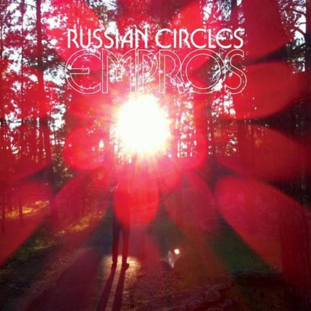Russian Circles - Empros CD (album) cover