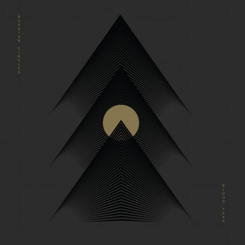 Blood Year by RUSSIAN CIRCLES album cover