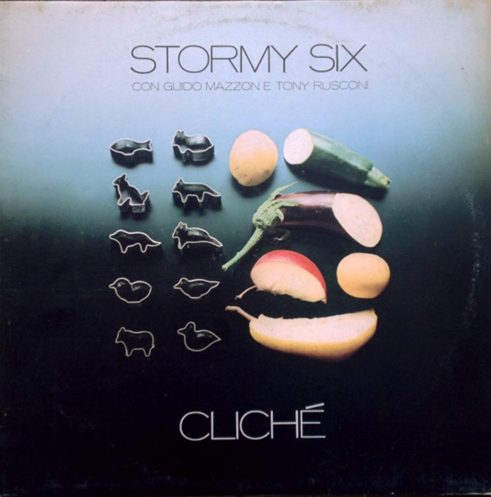 Cliché by STORMY SIX album cover