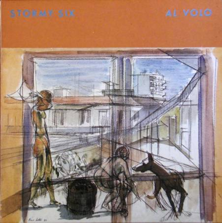 Al Volo by STORMY SIX album cover