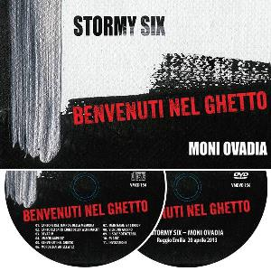 Benvenuti nel ghetto (feat. Moni Ovadia) by STORMY SIX album cover