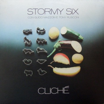 Clich� by STORMY SIX album cover
