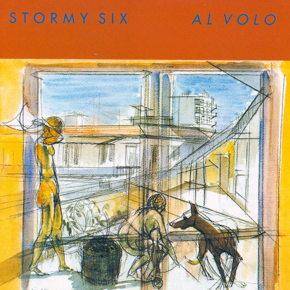 Stormy Six - Al Volo CD (album) cover