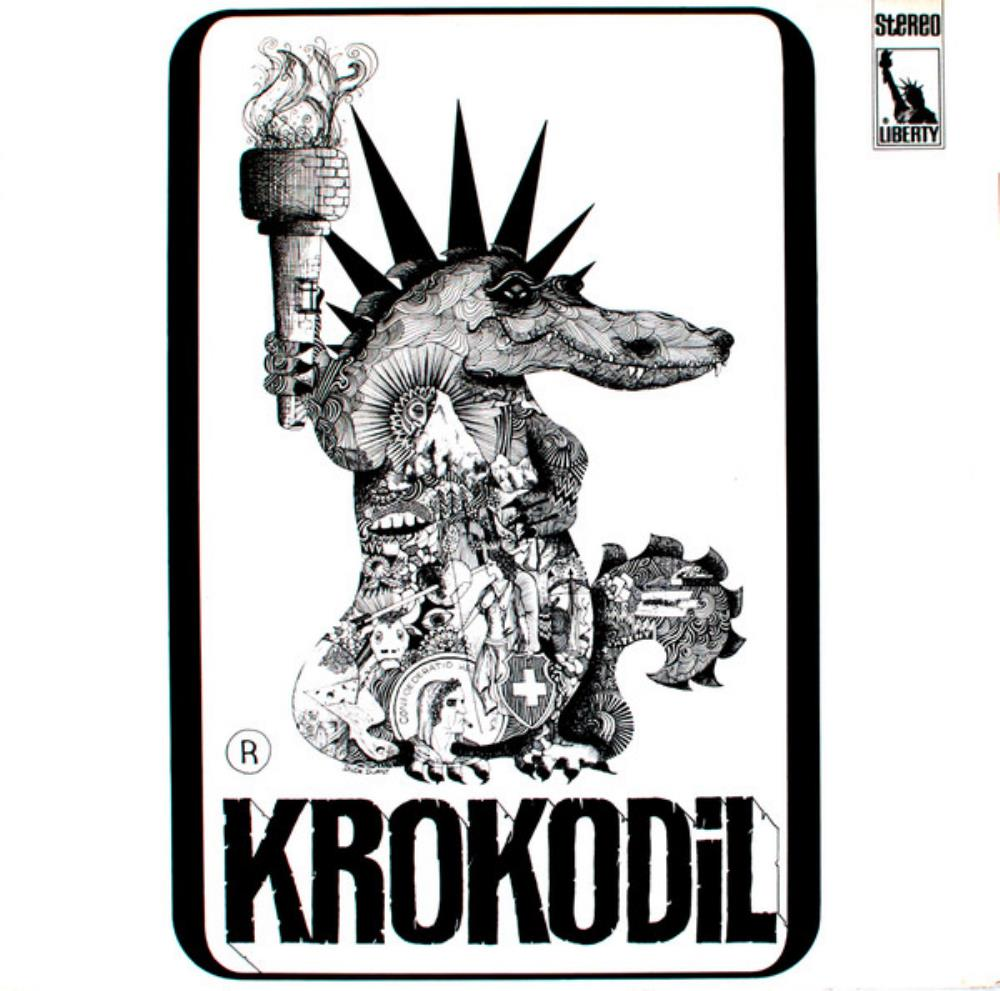 Krokodil - Krokodil CD (album) cover