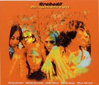 Psychedelic Tapes by KROKODIL album cover