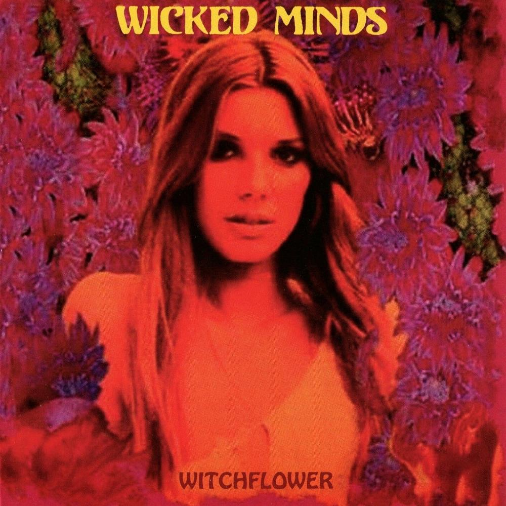Witchflower by WICKED MINDS album cover
