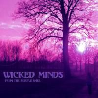 Wicked Minds - From The Purple Skies CD (album) cover