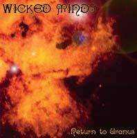 Wicked Minds Return to Uranus album cover