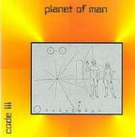 Code III - Planet of Man CD (album) cover