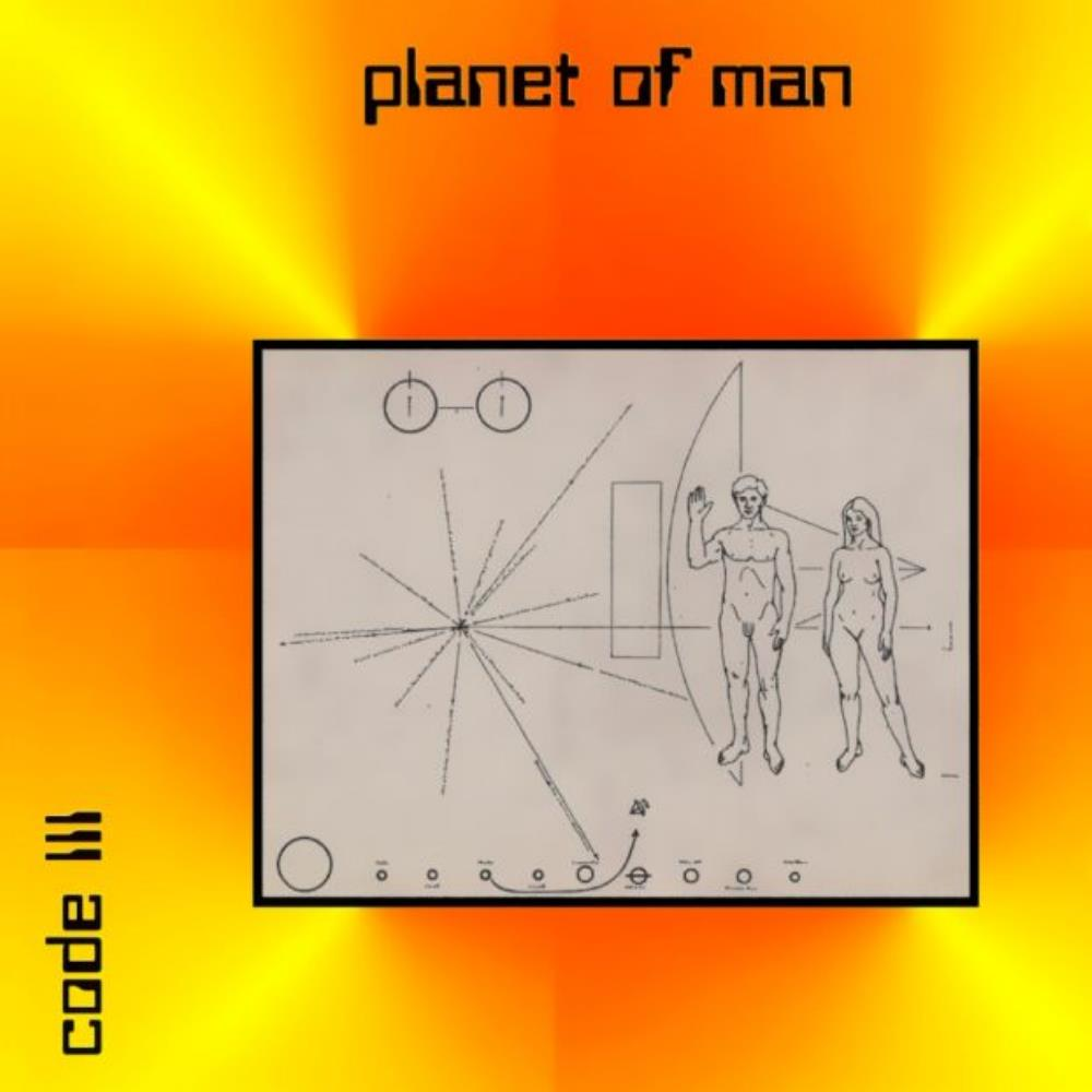 Planet Of Man by CODE III album cover