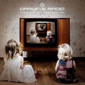 Darwin's Radio - Template For A Generation CD (album) cover