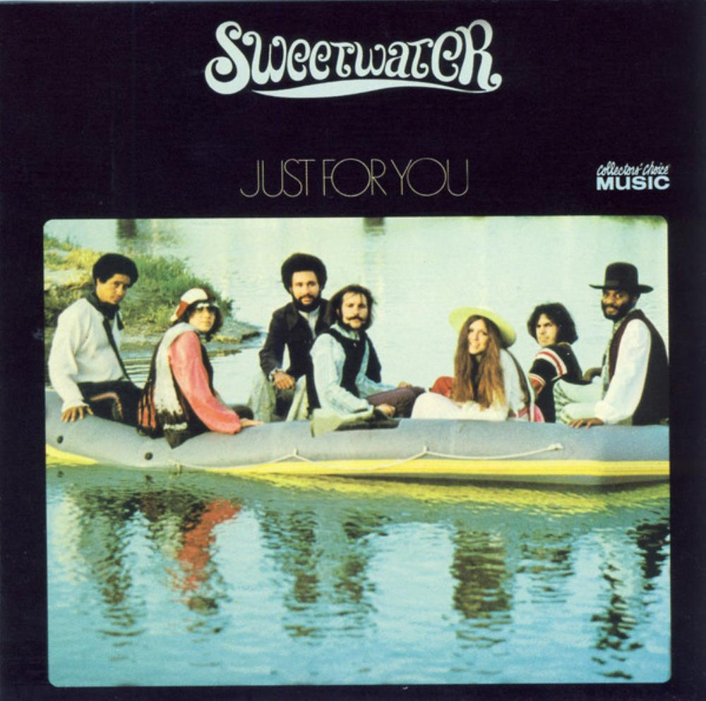 Just For You by SWEETWATER album cover
