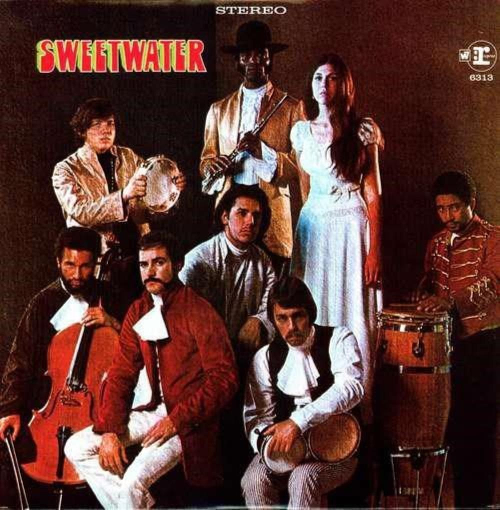 Sweetwater Sweetwater album cover