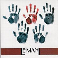 Le Mani - Le Mani CD (album) cover