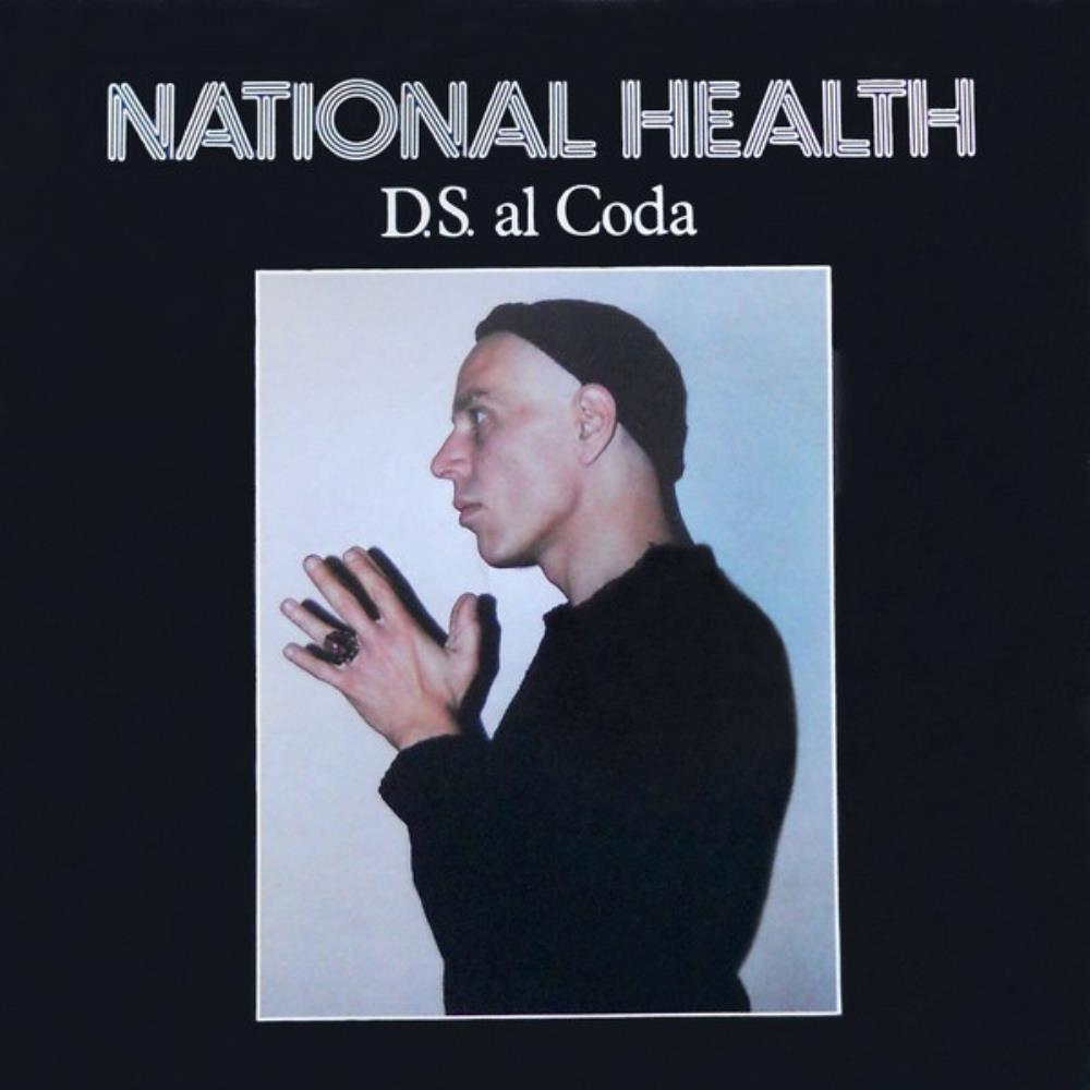 D.S. Al Coda by NATIONAL HEALTH album cover