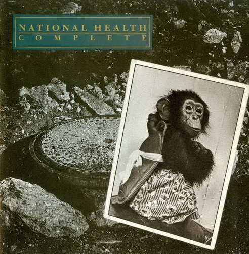 National Health Complete album cover