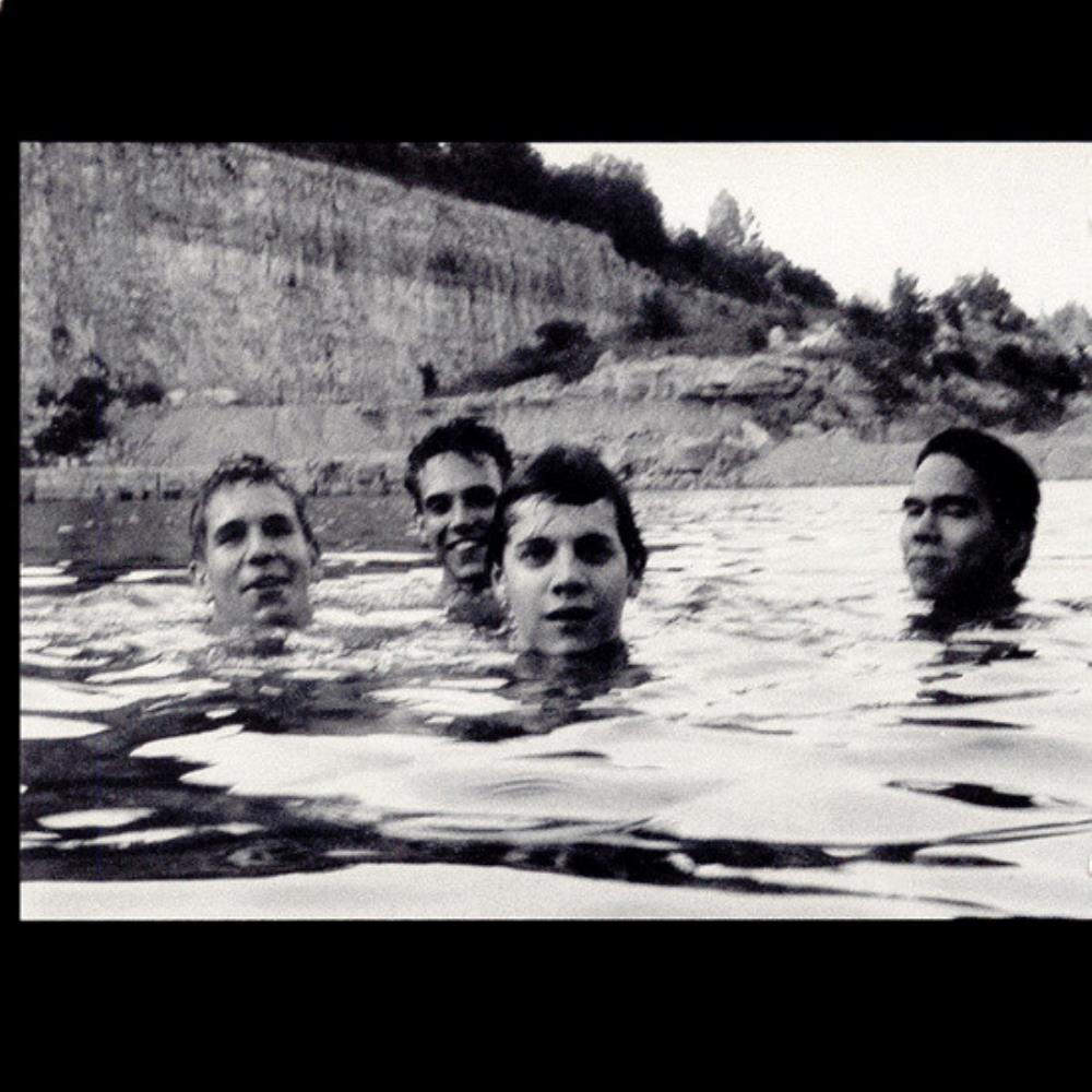 Slint - Spiderland CD (album) cover