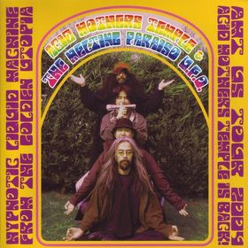 Acid Mothers Temple Hypnotic Liquid Machine From The Golden Utopia album cover