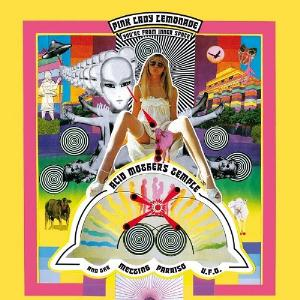 Pink Lady Lemonade ~ You're From Inner Space by ACID MOTHERS TEMPLE album cover